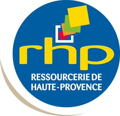 Logo Ressourcerie Haute Provence